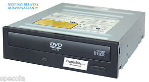BLACK DVD ROM DRIVE SATA  + SATA CABLE TESTED WARRANTY FAST DELIVERY