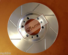 Holden Commodore VE V8 Berlina SS Caprice Calais Disc Brake Rotors Slotted Pair