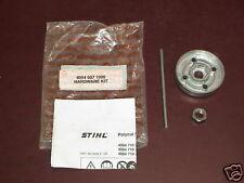 NEW OEM STIHL String Trimmer Thrust Plate Nut Kit Poly Cut 5-3 FS 36 40 72 75