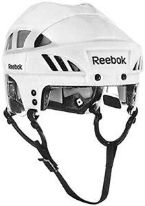 Helm Reebok 8K Weiß Eishockey Auf Eis Und Inline Skate Hockey