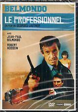 "DVD ""LE PROFESSIONNEL"" Jean paul Belmondo  NEUF SOUS BLISTER"