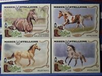 2019 Allen & Ginter Mares & Stallions Lot MS Mustang Appaloosa Tennessee Walking