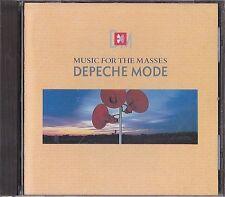 Depeche Mode Music For The Masses Japan 1st CD 1987 32XB-195