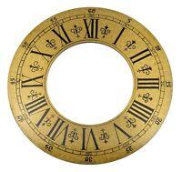 ZIFFERBLATTRING D 182 Zifferblatt Reif f Wanduhr Regulator Uhr clock dial