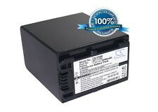 7.4V battery for Sony HDR-TG3E, HDR-CX550E, HDR-HC3, DCR-SR300, HDR-CX110, DCR-S