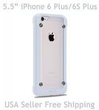 SUPCASE For iPhone 6 Plus/6S Plus Unicorn Beetle Hybrid Protective Case White