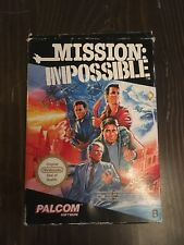 MISSION IMPOSSIBLE NES COMPLET