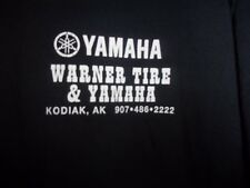 KODIAK AK Warner tire & yamaha XL black graphic jersey mere prey