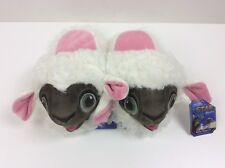 New Ruth the Sheep Kids Slippers from Sony Animation Movie The Star USA M/L 13-3