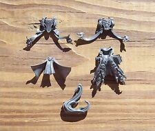 40K Thousand Sons Exalted Sorcerers Body Levitating Body Bits