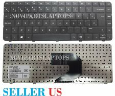Keyboard Spanish HP Compaq G4 G6 430 630 630s Cq43 Cq57 Cq58 Black 633183-071