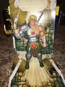 MOTU Masters of the Universe Classics Figures Serpent Armor He-Man