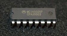 1 x mc145505p per canale PCM CODICE FILTRO MONO circuiti DIP16 (LOTTO # 18)