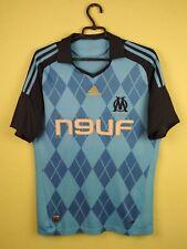 Olympique Marseille jersey shirt 2008/2009 Away adidas soccer football