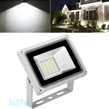 IP65 20W LED Floodlight Cool White Outdoor Security Flood Spot light 220-240V