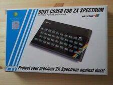 Sinclair ZX Spectrum 16K / 48K Keyboard Dustcover High Quality Version