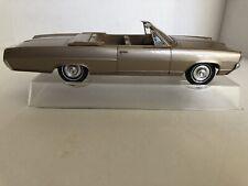 1964 Pontiac Bonneville Conv. Promo, graded 8-9 out of 10.  #23063
