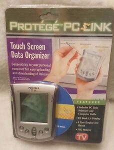 Protege PC Link NIP Touch Screen Data Organizer 32K Memory
