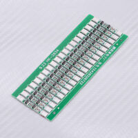 20pcs 3.7V 3A Li-ion Lithium Battery 18650 Charger BMS Cell Protection PCB Board