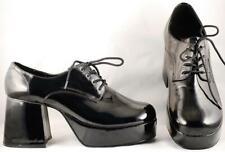 Men's Funtasma by Pleaser Jazz-02 Black Patent Platform Shoes US 11