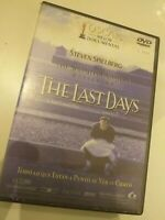 Dvd  THE LAST DAYS ( LOS ULTIMOS DIAS )DE SPIELBERG 1 oscar mejor documental