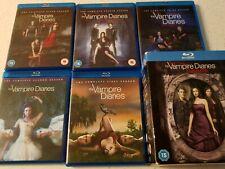 The Vampire Diaries (Seasons 1-5) Cult Blu-Ray 20-Disc Set love sucks