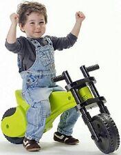 New YBike Original GREEN Kids Learning to Ride Balance Bike