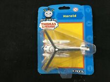 Thomas & Friends Ertl Die Cast Harold the Helicopter Figure Brand New in Box