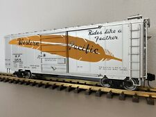 Accucraft / AML G401-16X :: PS-1 Western Pacific 8' Youngstown Door Boxcar 19515