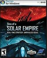 Sins of a Solar Empire - Game of the Year - PC - Video Game - VERY GOOD