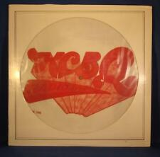 CBS Records Promotional Picture Disc KCBQ Kansas Boston Ringo Starr SEALED!