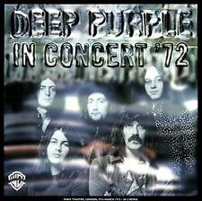 """Deep Purple 'In Concert 72' 3x12"""" Vinyl - NEW"""