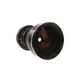 Hasselblad 40mm F/4 C T* Lens For Hasselblad 500 Series (V System) {B104}