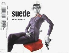 Suede Maxi CD Metal Mickey / The Drowners - Europe (EX+/EX+)
