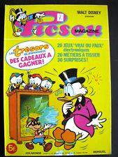 Picsou Magazine N°90  1979