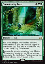 MTG SUMMONING TRAP - TRAPPOLA EVOCATRICE - MMA3 - MAGIC