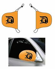Detroit Old English D, Car Mirror Cover, Auto Flag, Detroit Tigers v2 FPL