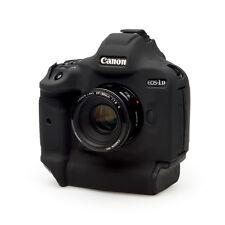 easyCover Canon 1DX Mark II / 1DX Camera Protective Case Black Silicone
