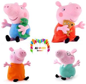 Peppa Wutz Kuscheltiere Neu Puppe Stofftier Weihnachten, Geburtstag, Kinder