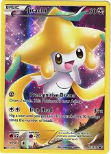 Jirachi XY112 F/A Mythical collection HOLO Black Star PERFECT MINT! Pokemon