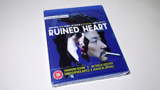 Ruined Heart Another Love Story Between a Criminal and a Whore Blu-ray NEW