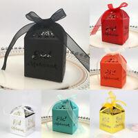 10pcs/set Happy Eid Mubarak Candy gift boxs ramadan decorations Islamic cult lo