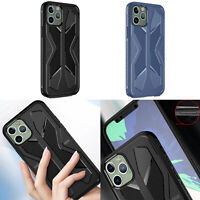 "TPU Back Cover Case Frame Anti-slip for iPhone 12 5.4""/ 6.1"" Max /6.7"" Pro Max"