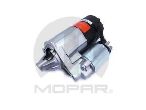 Starter Motor Mopar R6041207AE Reman fits 03-04 Jeep Grand Cherokee 4.7L-V8