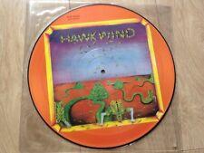 HAWKWIND . HAWKWIND  LP . PICTURE DISC