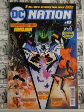 DC Nation (2018) DC - #0A, Midtown Variant, King/Bendis/More, VF-