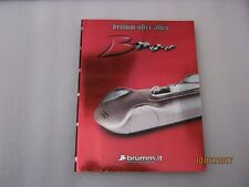 Catalogo BRUMM  2004  VGOOD