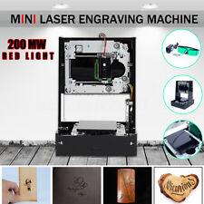 200mw DIY Mini Laser Engraving Marking Machine Wood Cutter Logo Engraver Kit