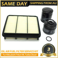 ML MN MITSUBISHI TRITON DIESEL 2.5L 4D56 SERVICE KIT FOR OIL AIR FUEL