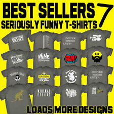 Funny Mens T-Shirts novelty t shirts joke t-shirt clothing birthday tee shirt 7